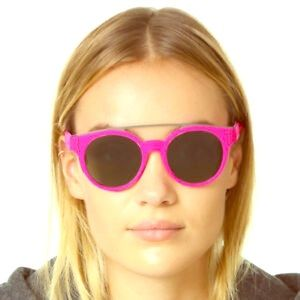 Givenchy Fluorescent Fuchsia Sunglasses